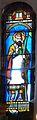 Rouffignac-Saint-Cernin église St Cernin vitrail.JPG