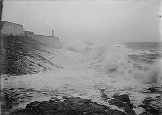 Rough Sea, Porthcawl
