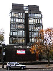 The Darwin Building at Kensington Gore