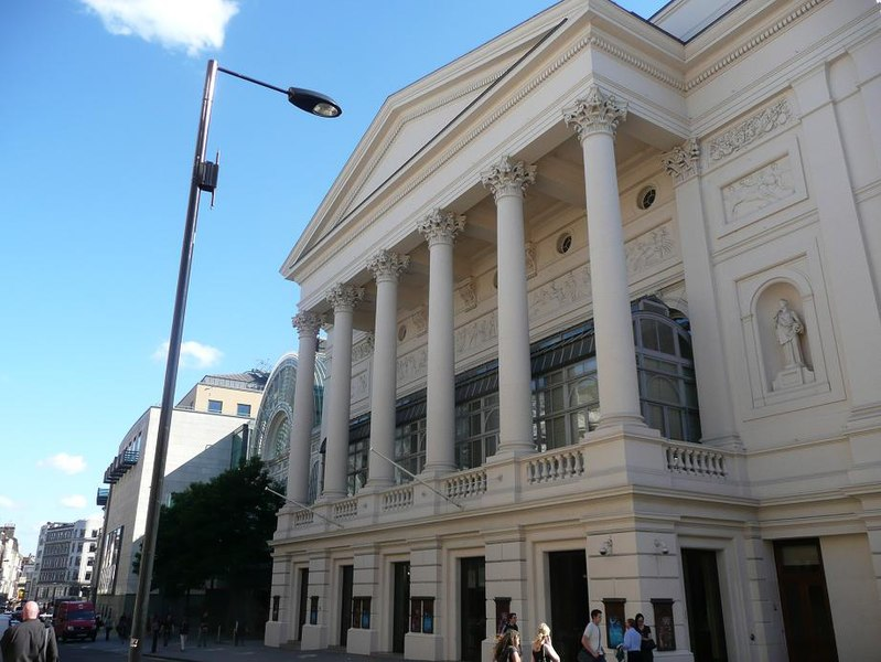 File Royal Opera House Covent Garden July Wikimedia Commons