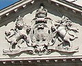 Royal coat of arms, St Martin-in-the-Fields.jpg