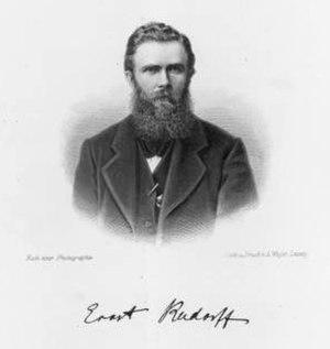 Ernst Rudorff - Image: Rudorff
