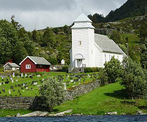 Bremanger - Rugsund Church