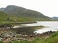 Ruins of whaling station at Bun Abhainn Eadarra - geograph.org.uk - 501982.jpg