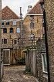 Ruitenstraat met zicht op voormalig Dolhuis, Dordrecht (32665335828).jpg