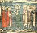 Rumunia, Desesti, wnętrze malowanej cerkwi DSCF7125.jpg