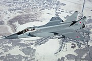 Russian Air Force Mikoyan-Gurevich MiG-31 Pichugin-1.jpg