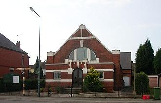 Bulkington - Ryton Methodist Church