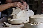 Sèvres - Plâtre - fabrication d'un moule 023.jpg