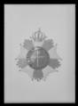Södra Korsets orden kraschan - Livrustkammaren - 35889.tif