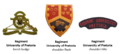 SADF era Regiment University of Pretoria insignia.png