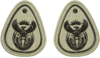 SANDF Rank Insignia WO1 Level 4b embossed badge.png