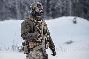 Spetsnaz - Spetsnaz SSO operative