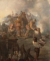 Anno 1672. De heldhaftige verdediging van Aardenburg