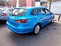 SEAT León III ST Style TDI Azul Alor 3-4 Trasera 2014.jpg