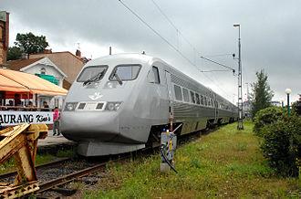 SJ AB - Image: SJ X2000 te Strömstad