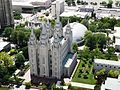 SLC Temple seen from LDS Church Office Building - panoramio (1).jpg