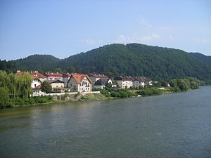 Sava - Sava at Litija