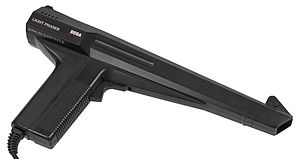 Light gun - Sega Master System, Sega's The Light Phaser