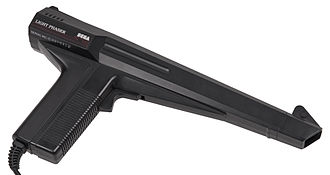 Light gun - The Light Phaser for the Sega Master System