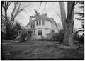 SOUTH FRONT - George F. Rollins House, 109 East Columbia Street, Falls Church, Falls Church, VA HABS VA,30-FALCH,3-1.tif