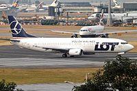 SP-LLF - B734 - LOT
