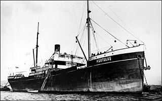 SS <i>Kurtuluş</i> Turkish cargo ship