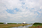 STS-135 Atlantis towback 1 (5963051423).jpg