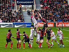 Rencontre un 15 rugby de francia 2