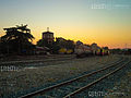 SUNSET @Royal Railway Station 2.jpg