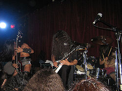 Sabbat live in Brooklyn 2005