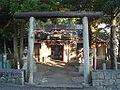 Sacred arch of HAMA-oji.JPG