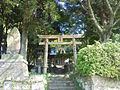 Sagara shrine (Uki-shi).JPG