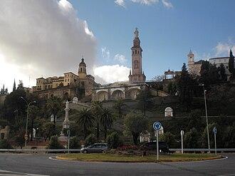 San Juan de Aznalfarache - Convent and Church of the Sacred Heart of Jesus, San Juan.