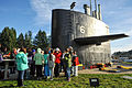Sail of USS Sturgeon (SSN-637).JPG