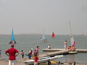 Sailing at West Kirby Marine Lake (3).JPG