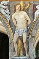Saint-Sébastien (église Sainte-Marie des Anges, Lugano) (10252570595).jpg