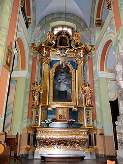 Saint Anne church in Lubartów - Interior - 16.jpg