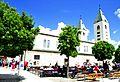 Saint James Church (St. Jakov) Medjugorje - Hotel Pansion Porta - Bosnia Herzegovina - Creative Commons by gnuckx (4695252088).jpg