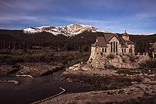Chapel on the rock wikipedia for B b saint malo