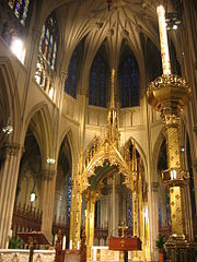 Sanctuary of the Cathedral.