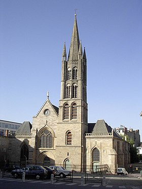 Image illustrative de l'article Église Saint-Pierre-du-Queyroix