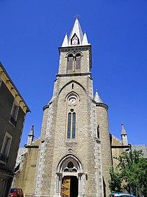 Sainte-Geneviève-sur-Argence - Église Sainte-Geneviève -01.JPG