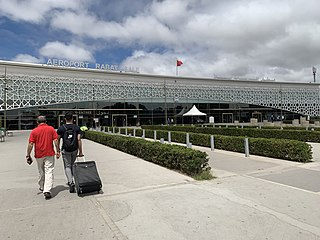 Rabat–Salé Airport Airport in Morocco