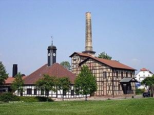 Hallors and Saline Museum - Image: Saline Halle