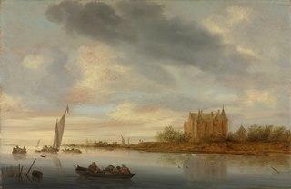 Castle on a River