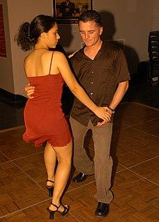 Salsa (dance) Dance form