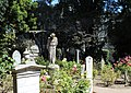 San Francisco, CA USA - Mission San Francisco de Asis (1776) - Cemetery Garden - Father Junipero Serra by Arthur Putnam - panoramio (1).jpg