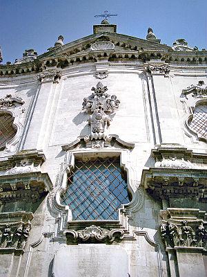 San Severo - San Lorenzo's Church.