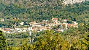 San Dorligo della Valle - Panorama of San Dorligo della Valle